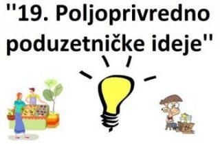"""19. """"Poljoprivredno-poduzetničke ideje 2017."""" Nova Gradiška"""