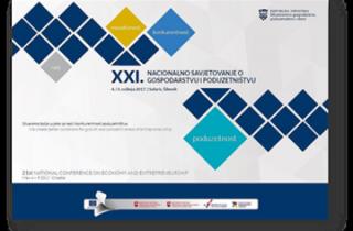 Dođite na XXI. Nacionalno savjetovanje o gospodarstvu i poduzetništvu