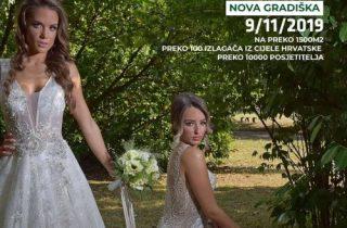4. Sajam vjenčanja Exclusive Nova Gradiška – 09.11.2019. godine