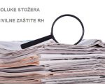Četiri nove Odluke Stožera civilne zaštite Republike Hrvatske
